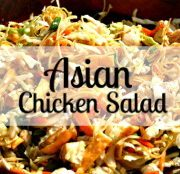 30 Minute Meal | Asian Chicken Salad