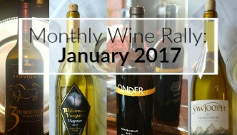 Monthly Wine Rally: January 2017