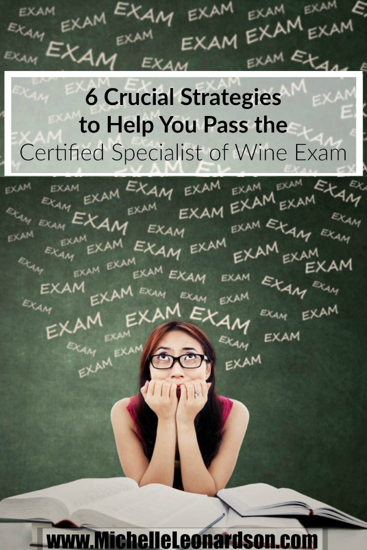 6 Crucial Strategies To Help You Pass The Certified Specialist Of