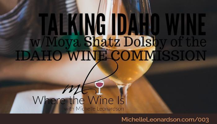 The Idaho Wine Commission