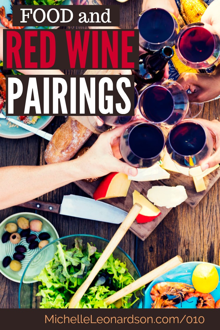 Get recommendations for food and red wine pairings while learning about Idaho's most widely grown red varietals and learn key factors that go into pairing!