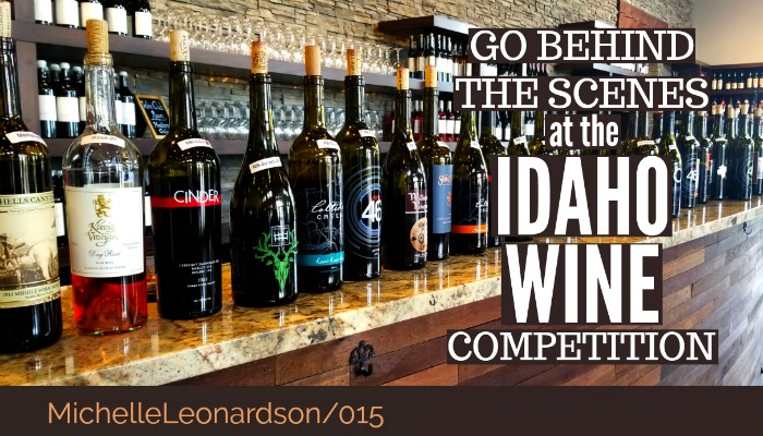 The Idaho Wine Competition