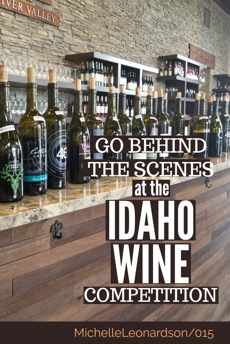 Go behind the scenes at the 8th annual Idaho Wine Competition and learn what it is like to observe 152 wines and 9 ciders be awarded medals. Cheers!