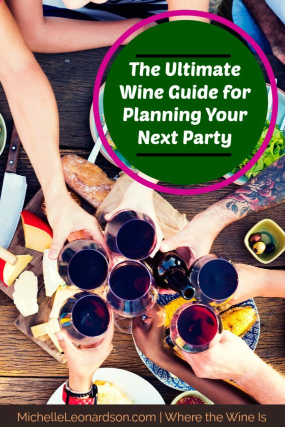 Get your FREE gift as a thank you for subscribing! The Ultimate Wine Guide for Planning Your Next Party is so amazing you won't believe it's free!